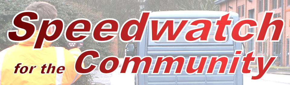 Speedwatch for the community Logo